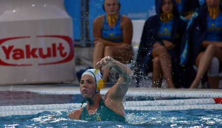 BISHOP Isobel waterpolo player