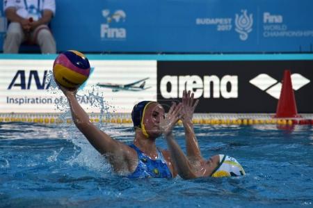 MIRSHINA Anastassiya in the preliminary round