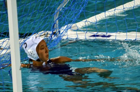 SAKANOUE Chiaki in the preliminary round