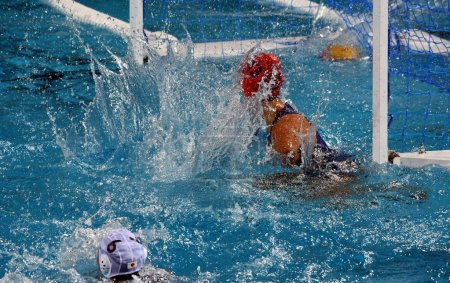 Japan fights with Hungary in the preliminary round
