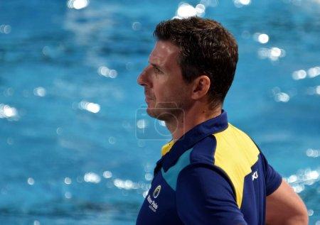 FATOVIC Elvis, head coach of Australia Men Waterpolo team