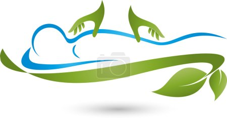 Human, massage, practitioner, hands, Orthopedics