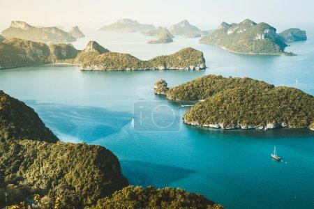 Beautiful Thai viewpoint