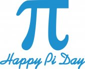 Happy pi day math