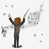 Magic of music Conductor
