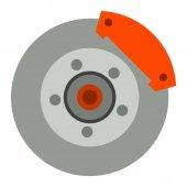 Car brake discs system