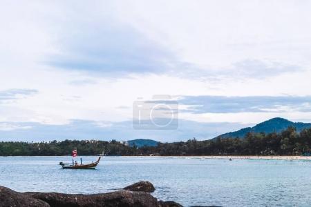 Kata Beach in Phuket Island, Thailand