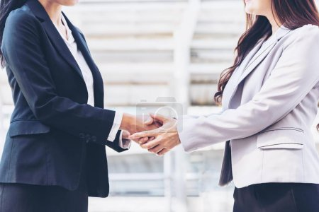 Successful of business teamwork showing thumbs up sign. Business concept