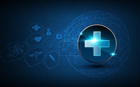 Health care tech banner