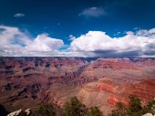 Scenic view of Grand Canyon National Park, Arizona, USA