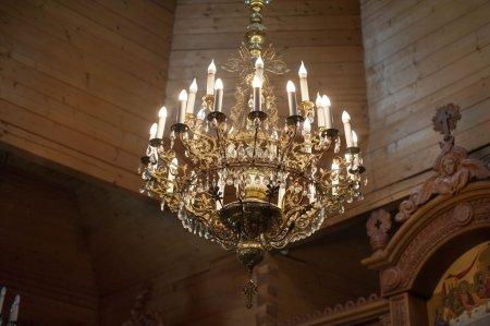 Nice beautiful chandelier