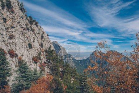 Beautiful  mountains in Turkey