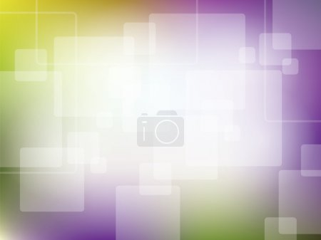 Abstract background in vector illustration