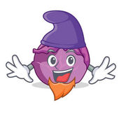 Elf red cabbage character cartoon