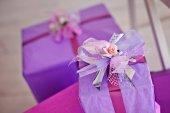 Birthday and festive gift box