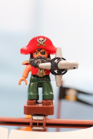 Pirate Captain Child Kid Toys