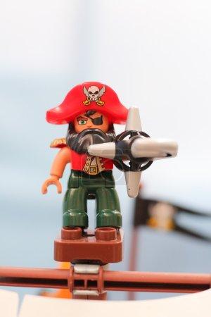 Пиратский Капитан Детские Игрушки