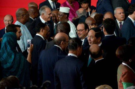 16th Francophonie Summit in Antananarivo