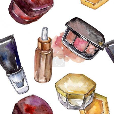 Fashionable accessories sketch fashion glamour illustration.