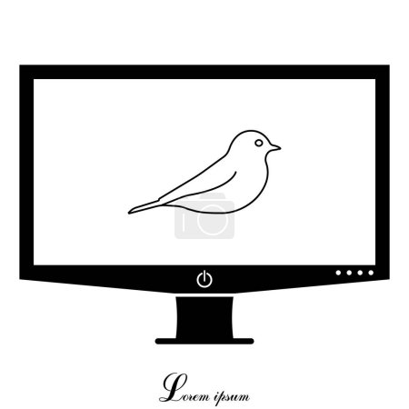 bird web icon