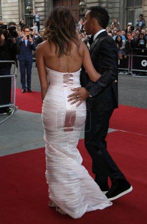 Lewis Hamilton Nicole Scherzinger
