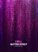 Magic Glitter Background in lilac Color Poster Backdrop with Shine Elements