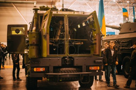 Kozak2 armored vehicles