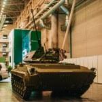 Kiev, Ukraine - October 21. BMP-1T with the Slovak...