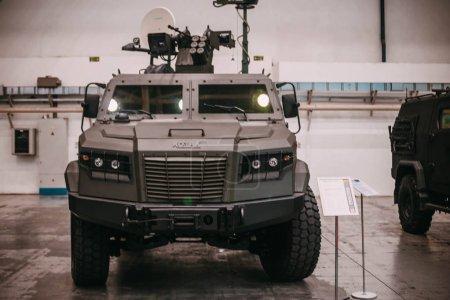 Kozak2M2 armored vehicles