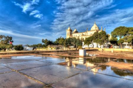 Acropolium Saint Luis Cathedral Tunisia