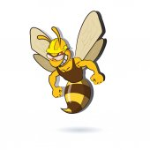 Bee Illustration AI 10 supported