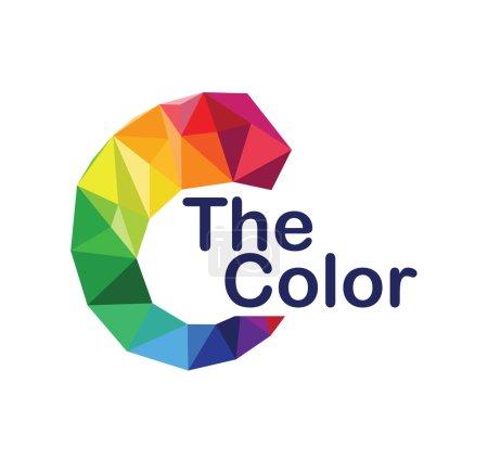 The Color Box Logo Concept