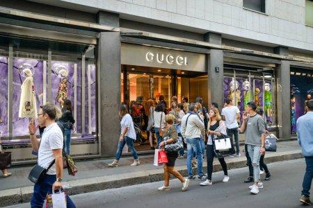Milan Italy September 24 2017