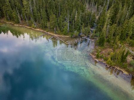 Beautiful Joffre Lake