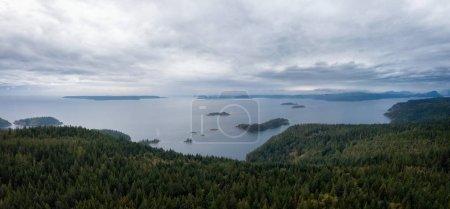 Aerial Drone Landscape