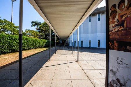 Musée de l'Image et du son à Sao Paulo