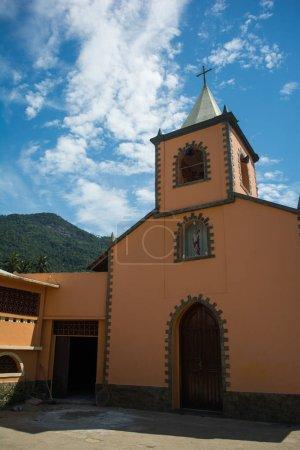 Church of the Vila do Abrao