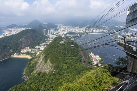 View from the Sugar Loaf Mountain