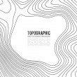 Topographic map contour background. Topo map with ...