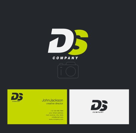 D & S Letter Logo