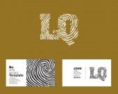 LQ Letters Company Logo
