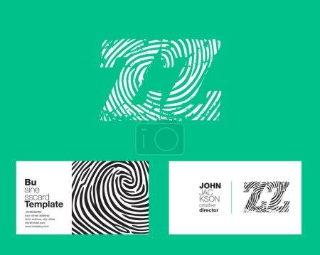 ZZ Letters Company Logo