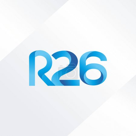 letter and digit R26 logo