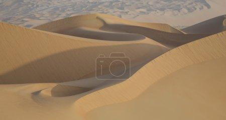 Desert dunes of Empty Quarter