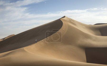 sand dunes in Abu Dhabi
