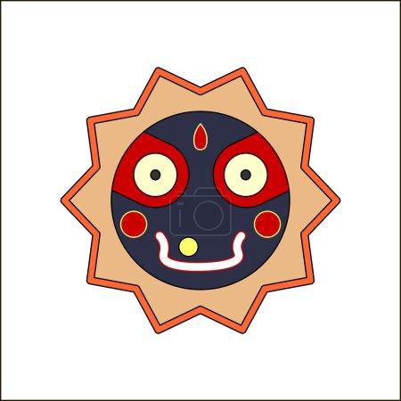 Jagannath, Balabhadra, Subhadra.