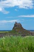 Beautiful Lindisfarne Castle