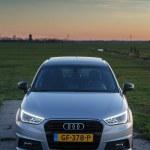 Постер, плакат: Audi A1 sportback S line t