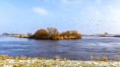 Leda river bend