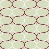Abstract geometric seamless pattern. Trendy textile or interior wallpaper repeatable texture. Tony natural light beige and burgundy marsala color shades. Waves shapes background.